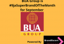 BUA Group is #9jaSuperBrandOfTheMonth for September – BrandEscort