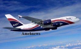 Arik Air resumes flight operations after Monday's unionistsdisruption