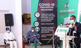 Nigeria records 126 new COVID-19 infections