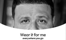 DJ Khaled encourages people everywhere to #WearItForMe
