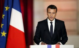 President Macron plan to return economy to pre-crisis levels by 2022 splashes 100 billion euro stimulus to revive economy