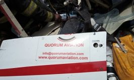 Quorum Helicopter crashed as result of empty tank says AIB