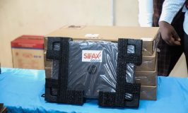 SIFAX Group splashes its CSR on Apapa General Hospital donates computers, fans