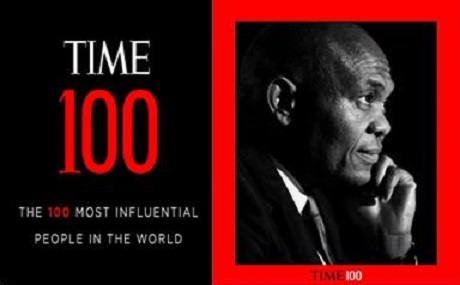 TONY ELUMELU LIST AMONG 100 MOST INFLUENTIAL PEOPLE IN THE WORLD2020