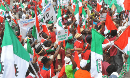 No Going Back on Strike, Protest, Labour Insists