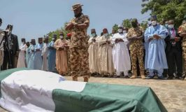 Military Buries Commander Killed by Boko Haram