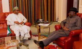 Jonathan Updates Buhari on Mali's Political Crisis