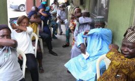Nigeria's COVID-19 infections now 58324 with 126 new cases