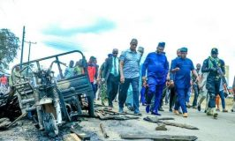 Kogl Govt declares two-day mourning for Lokoja tanker explosion