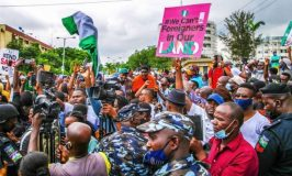 EndSARS Protests Turn Violent in Osun, Abuja, Commotion in Lagos