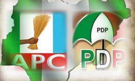 Ekiti PDP, APC Trade Blame over Violence, Looting