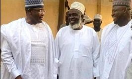 Danbatta's 2-Day Working Visit to Kano, Ends With 2 Personalities