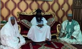 Danbatta In Emir of Kano Palace, Solicits for Peace, Support FG