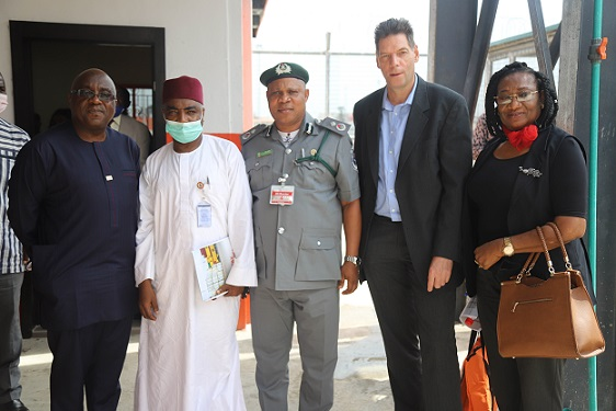 SIFAX Group's new container terminal gets FG endorsement