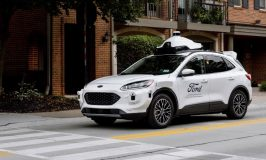 Ford's Next-Gen Test Vehicle Lays Foundation for Self-Driving Business