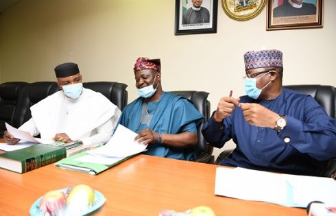 Danbatta attributes N344.71bn Remitin5 Years to Consolidated Revenue Fund to harmonious relationship between Commission and National Assembly