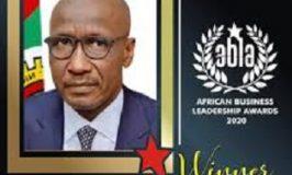 Kyari Bags Special African Leadership Commendation Award