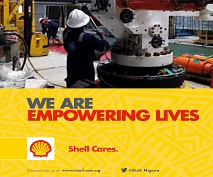 Shell Advert