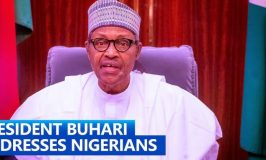 Buhari in Deafening Silence over Lekki Shootings, Urges End to Protests