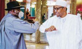 Buhari Meets Jonathan, Lauds Successes Recorded in Mali