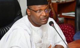 In Historic Move, Buhari Nominates Yakubu for Second Term