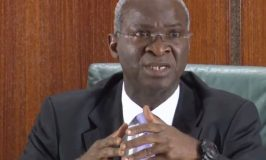 Senate Knocks Fashola over Bad Federal Roads
