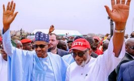 Akeredolu's Victory Shows One Good Turn Deserves Another, Says Buhari