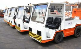 SAHCO acquired eco-friendly ground support equipment to boost its operations