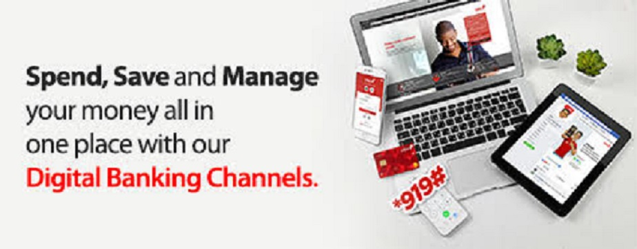 UBA Digital Banking Channels