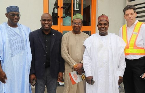 The management of Dala Inland Dry Port, Kano, recently visited newly-commissioned SIFAX Container Terminal, Ijora Causeway