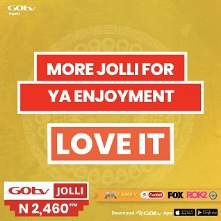 GOtv Nigeria Enhance its Brand with Bold New Look, Pay-off Line