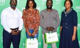 "Heritage Bank rewards local content language for October 1st ""National Pledge"" rendition"