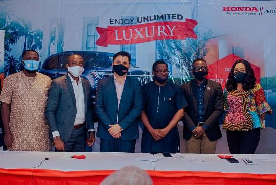 Customers Applauds Honda, Providence, Enyo Partner On 'Enjoy Unlimited Luxury' Promo