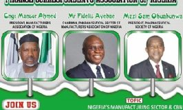 Pharmaceutical manufacturers acclaim CBN on easy access to N100bn healthcare fund