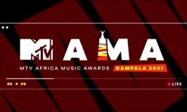 THE MTV AFRICA MUSIC AWARDS IS HERE!