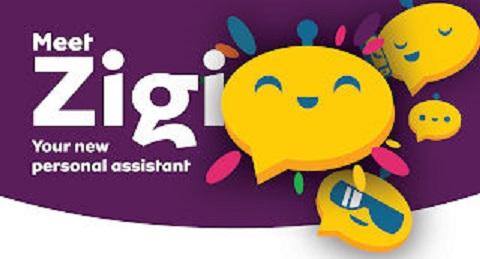 MTN Nigeria Introduces 'Zigi' as new digital online assistant