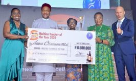 Anani Oluwabunmi Emerges Winner for Maltina Teacher of the Year 2020
