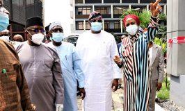 Amiwero Raise Alert Over Rehabilitation Plans Of Burnt NPA Corporate Building