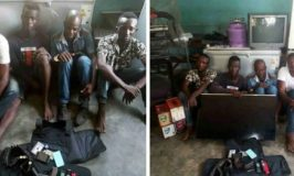 Robbers Attack Ogun Church, Abduct Member