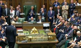 UK Parliamentarians Propose Sanctions against Violators of Protesters' Rights