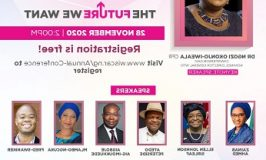 Okonjo-Iweala announced as keynote speaker at WISCAR's 2020 Virtual Leadership and Mentoring Conference