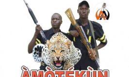 Amotekun Takes over Operations in Ekiti as Police Reduce Patrol