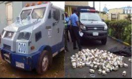 Robbers Hijack Bullion Van in Lagos, Cart away Money