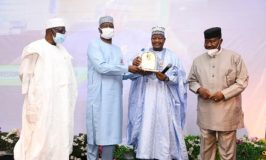 Danbatta dedicated his Zik Prize Award to board, management and staff of the Commission