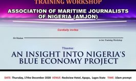 AMJON Takes Blue Economy Project To Next Level; Holds 2-Day Training Workshop in Lagos