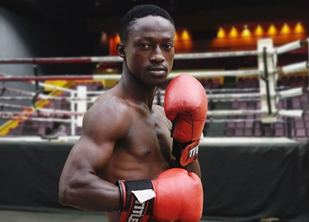 Graduate Boxer Says How GOtv Boxing Night Showed Me New Things