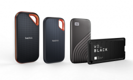 WESTERN DIGITAL DEEPS RENOWNED CONSUMER BRAND PORTFOLIO; DELIVERS UNMATCHED LINE UP OF HIGH-CAPACITY PORTABLE SSDs ACROSS THE BOARD
