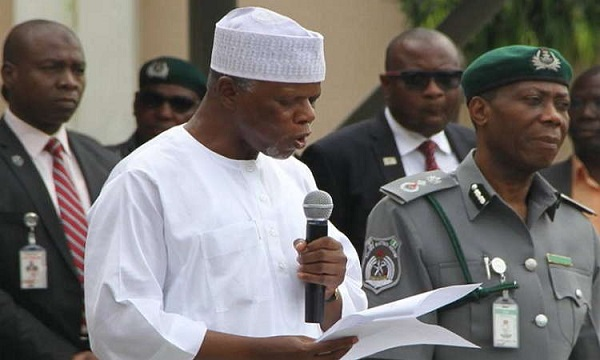 Nonfunctional scanners at various Customs' sites impacts Agency's inability says Customs Boss