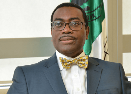 """""""Taxes must form a significant percentage of government revenue""""- Adesina"""