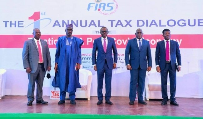 Participants At FIRS' Dialogue drum support tax automation to ensure greater transparency of tax system